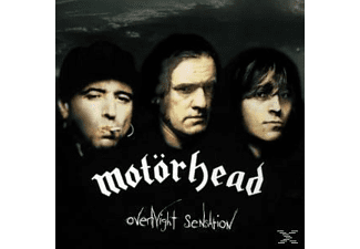 Motörhead - Overnight Sensation [CD]
