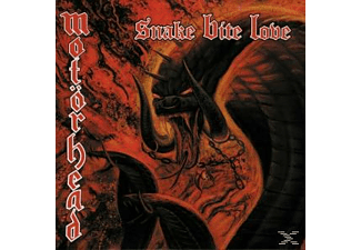 Motörhead - Snake Bite Love - (CD)
