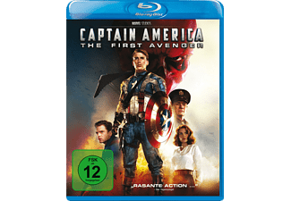 Captain America - The First Avenger - (Blu-ray)