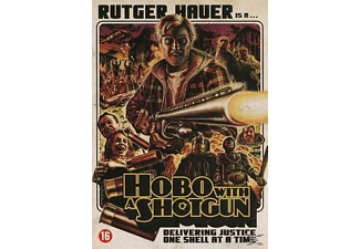 Hobo With A Shotgun | DVD