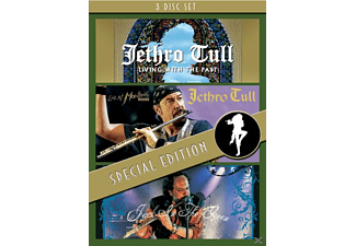 Jethro Tull - Living In The Past / Montreux 2003 / Jack In The Green [DVD]