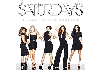 The Saturdays - Living For The Weekend (CD)