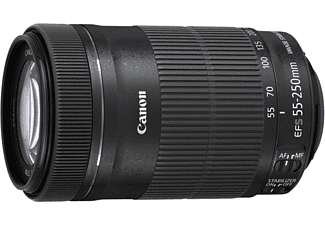 CANON EF-S 55-250 F/4-5.6 IS STM