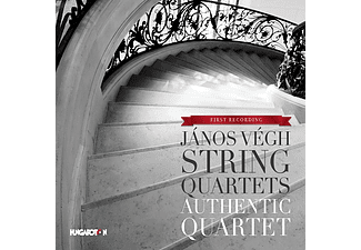 Authentic Quartet - String Quartets (CD)
