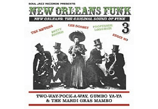 Various - NEW ORLEANS FUNK 3 [CD]