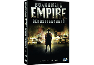 Boardwalk Empire - Gengszterkorzó - 1. évad (DVD)