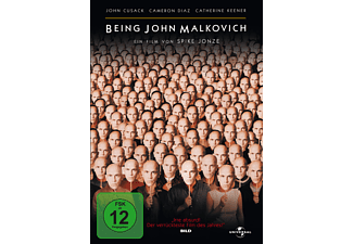 Being John Malkovich [DVD]