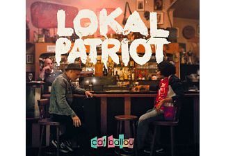 Cat Ballou - Lokalpatriot [CD]