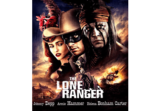 The Lone Ranger | Blu-ray
