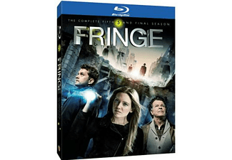 The Fringe - Seizoen 5 | Blu-ray