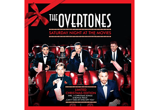The Overtones - Saturday Night At The Movies (Ltd.Christmas Edition) [CD]