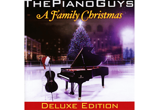 The Piano Guys - A FAMILY CHRISTMAS [CD + DVD Video]