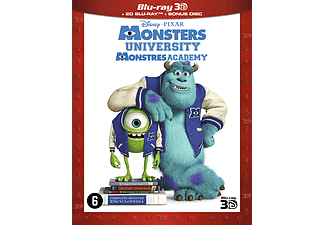 Monsters University 3D | 3D Blu-ray