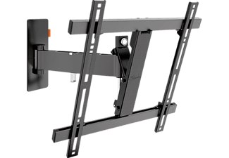 VOGELS WALL 2225 SVART TURNTILT 32-55""