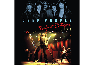 Deep Purple - Perfect Strangers Live (CD + DVD)