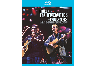 Mike & The Mechanics - Live At Shepherds Bush, London (Blu-ray)