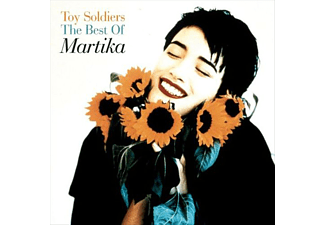 Martika - Toy Soldiers - The Best Of (CD)