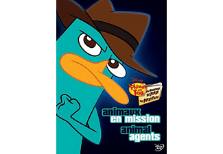 Ferb: Animal Agents | DVD