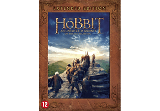 The Hobbit: An Unexpected Journey Extended Edition | DVD