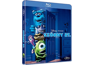 Szörny Rt. (Blu-ray)
