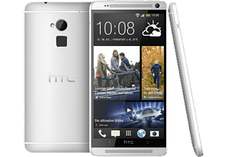 HTC One Max silber