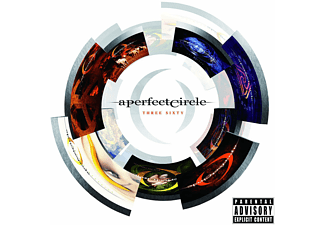 A Perfect Circle - Three Sixty (Explicit Version) - (CD)