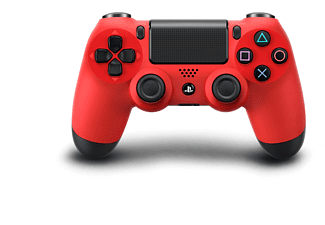 SONY PS4 Dualshock 4 Magma Red