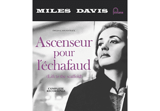 Miles Davis - Ascenseur Pour L'echafaud (Blu-Ray Audio) [Blu-ray Audio]