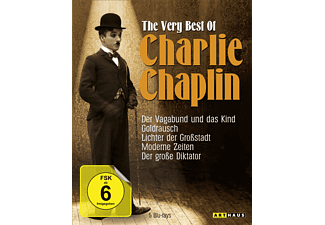 The Very Best Of Charlie Chaplin - (Blu-ray)