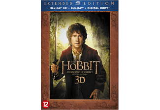 The Hobbit: An Unexpected Journey Extended Edition 3D | 3D Blu-ray
