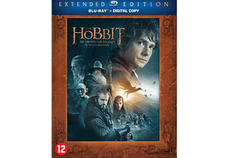 The Hobbit: An Unexpected Journey Extended Edition | Blu-ray