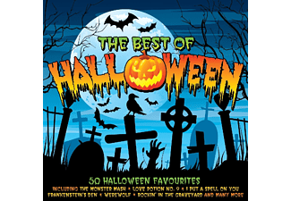 VARIOUS - Best Of Halloween [CD]