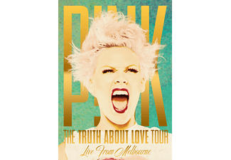P!nk - The Truth About Love Tour: Live From Melbourne - (DVD + Video Album)