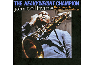 John Coltrane - Heavyweight Champion - The Complete Atlantic Recordi [CD]