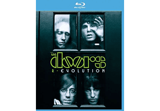 The Doors - R-Evolution - Deluxe Edition (Blu-ray)