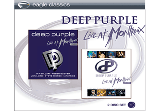 Deep Purple - Live At Montreux 1996 - 2006 (CD)