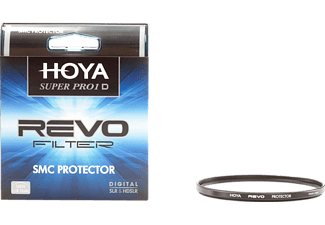HOYA YRPROT082 Revo SMC Protector Filter (82 mm)