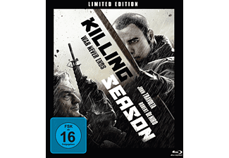 Killing Season (Limited Steelbook Edition, Media Markt Exklusiv) [Blu-ray]