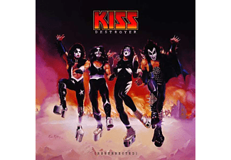 Kiss - Destroyer - Resurrected - Newly Remixed (CD)