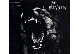 The Distillers - THE DISTILLERS [CD]