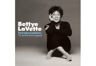 Bettye Lavette - INTERPRETATIONS - THE BRITISH ROCK SONGBOOK [CD]