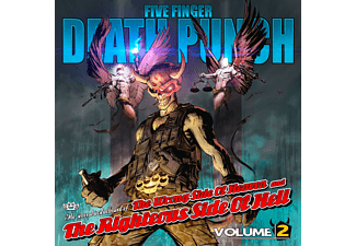 Five Finger Death Punch - Wrong Side Of Heaven And The Righteous Side Of Hell [CD]