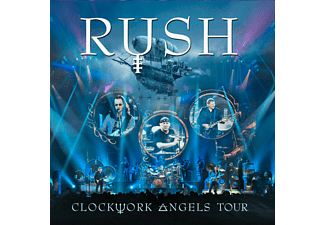 Rush - Clockwork Angels Tour (Live) [CD]