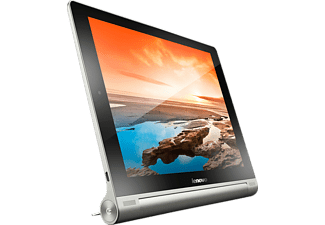 LENOVO YOGA TABLET 8 mit 8 Zoll, 1 GB RAM, Android, Jelly Bean 4.2, Mehrsprachig, silber