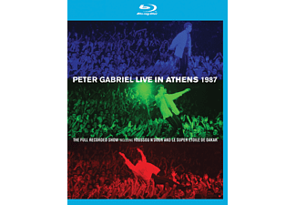 Peter Gabriel - Live In Athens 1987 (Blu-ray + DVD)