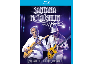 John McLaughlin - Invitation To Illumination – Live At Montreux 2011 (Blu-ray)
