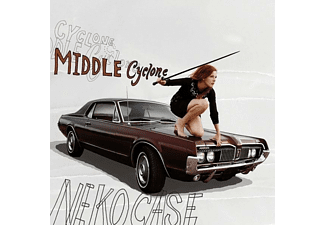 Neko Case - MIDDLE CYCLONE [CD]