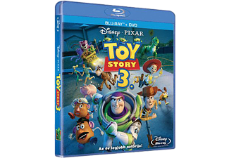 Toy Story 3.  (Blu-ray)