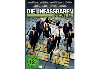 Die Unfassbaren - Now You See Me [DVD]