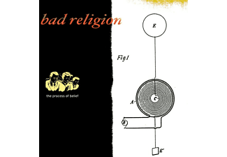Bad Religion - The Process Of Belief [CD]